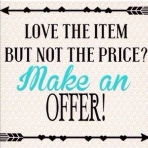 Jewelry - Motivated seller , send offers ! Happy poshing